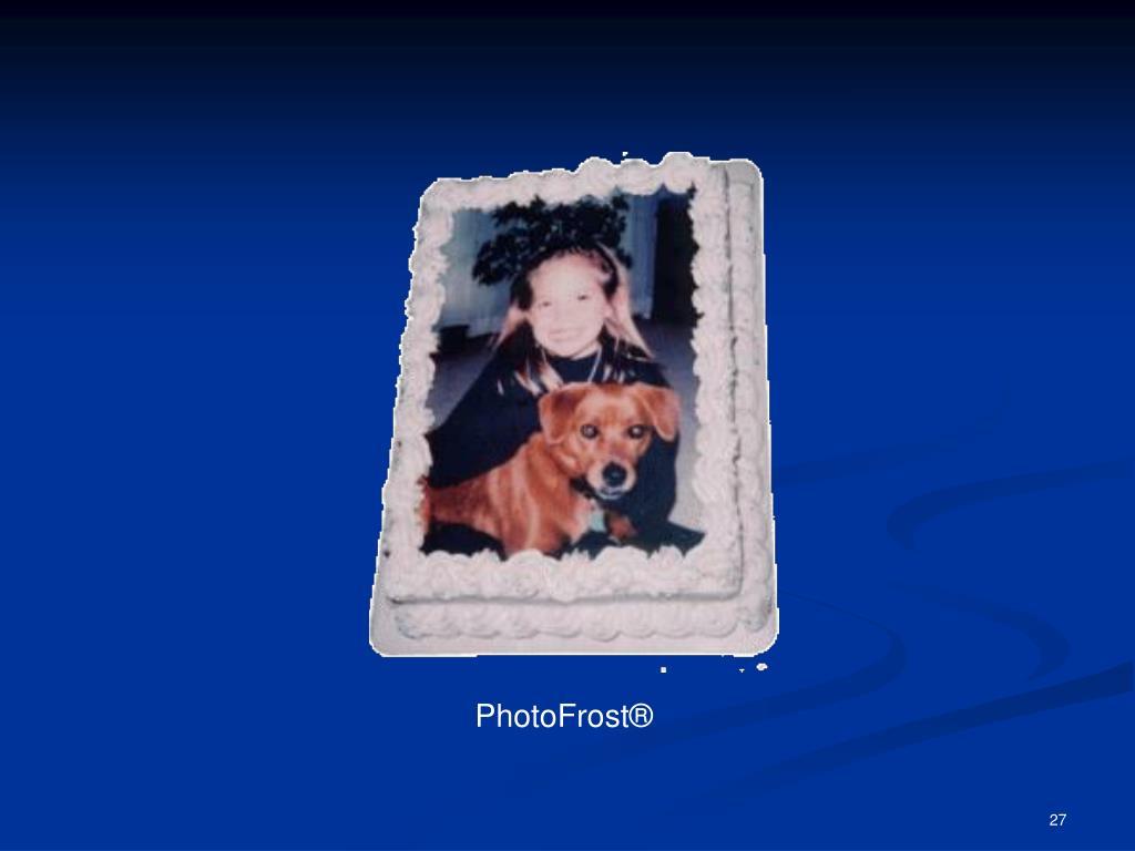 PhotoFrost®