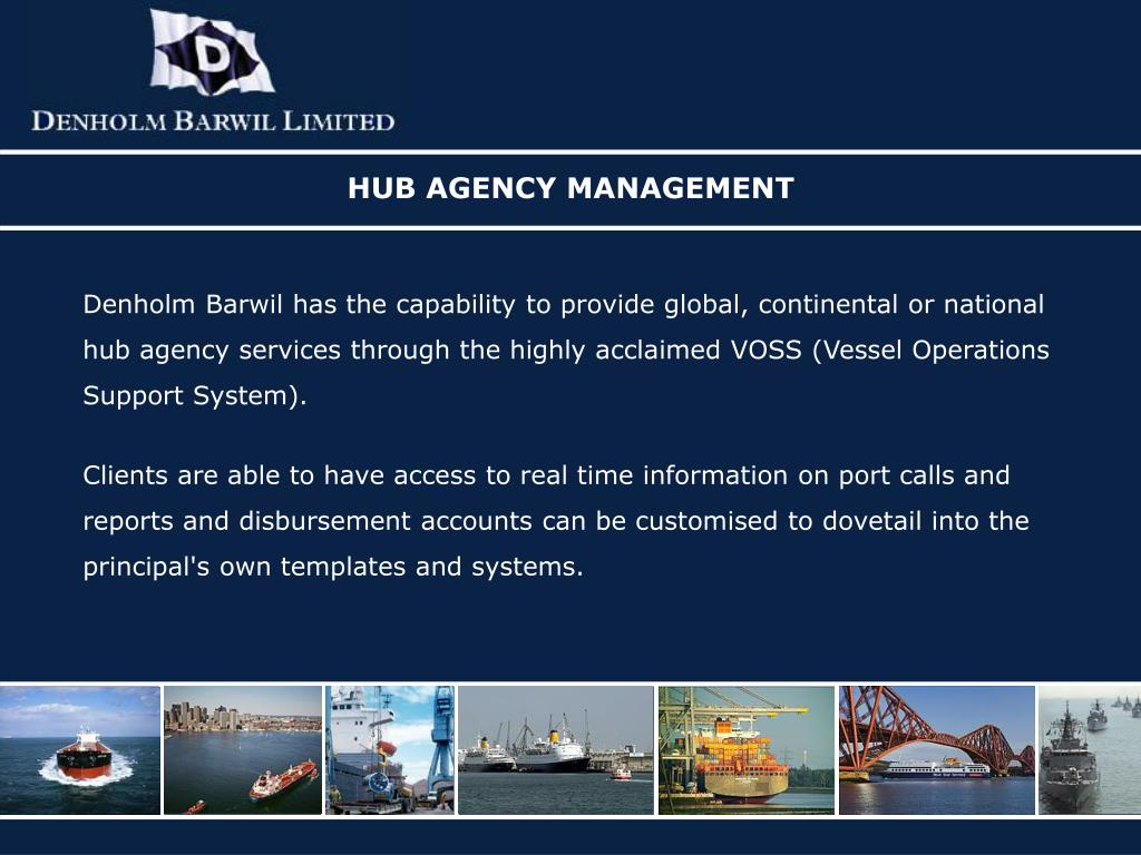 HUB AGENCY MANAGEMENT