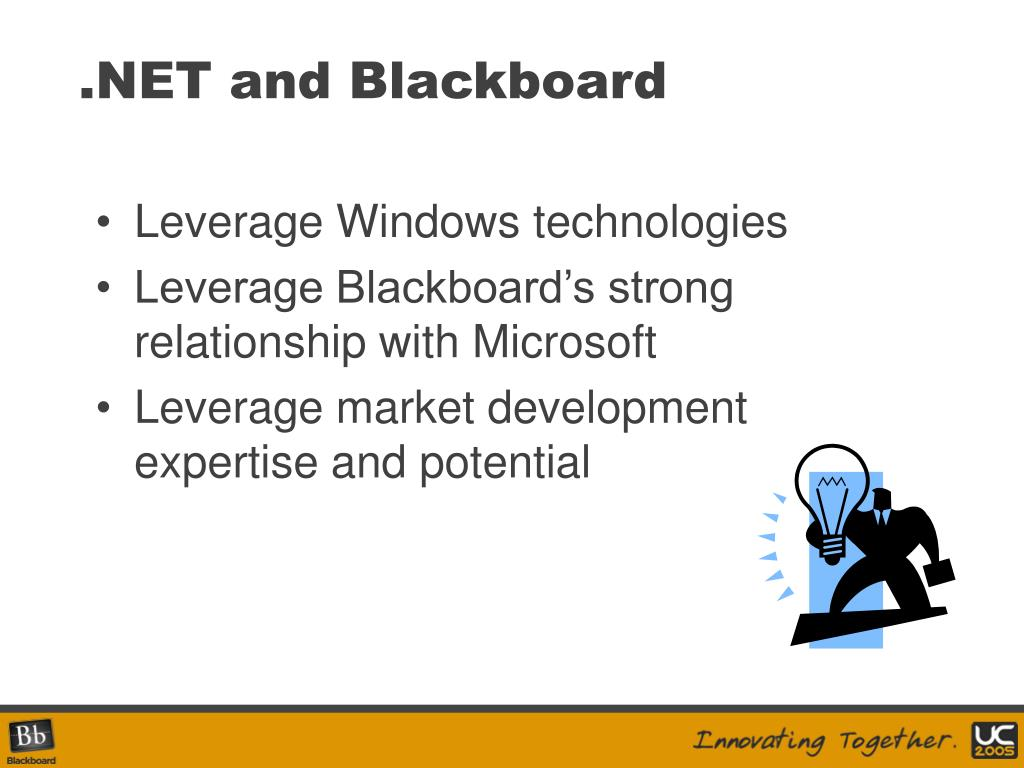 Leverage Windows technologies
