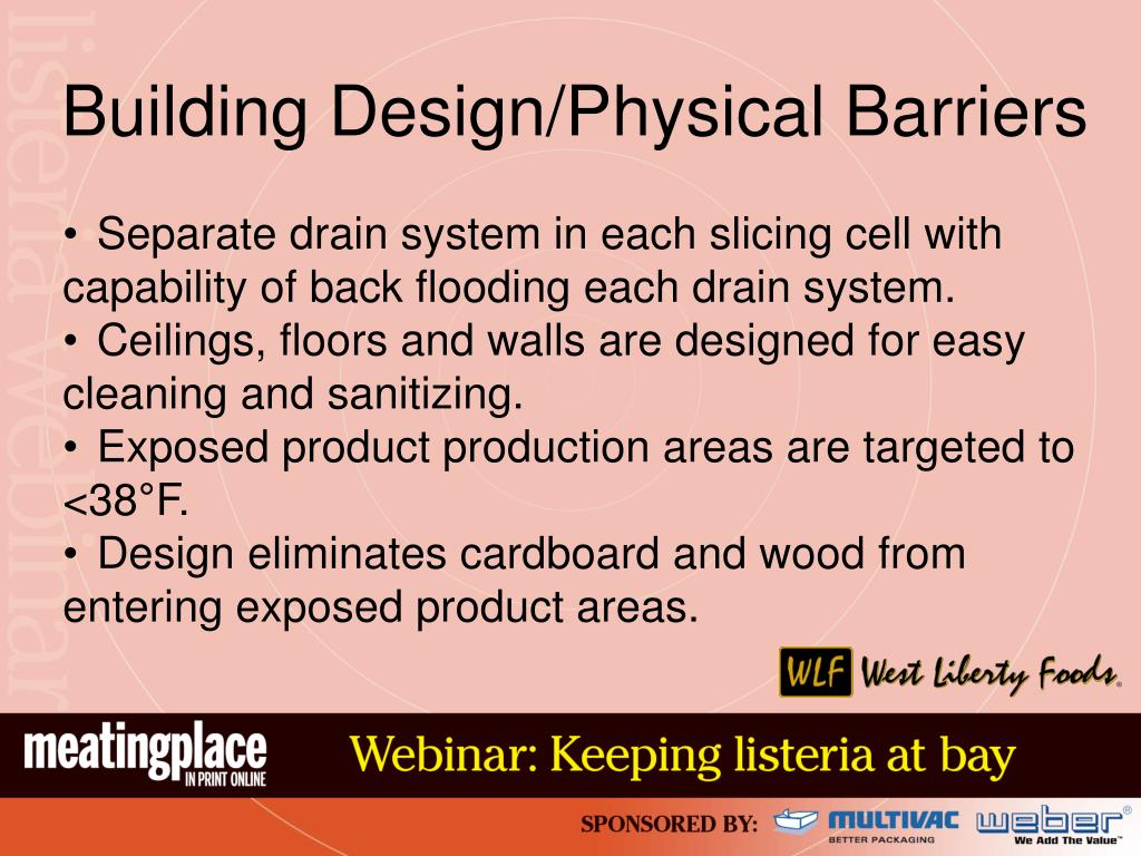 Building Design/Physical Barriers