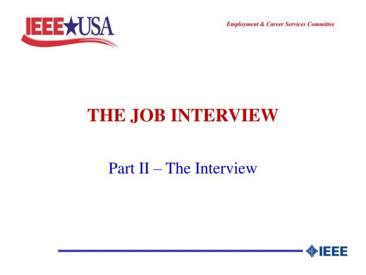 The job interview l.jpg