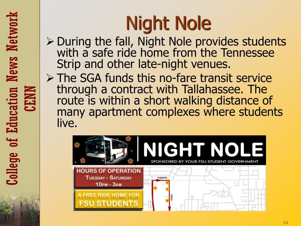 Night Nole