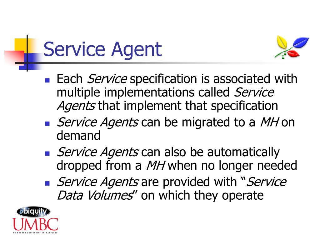 Service Agent