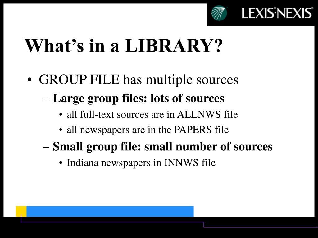 GROUP FILE has multiple sources