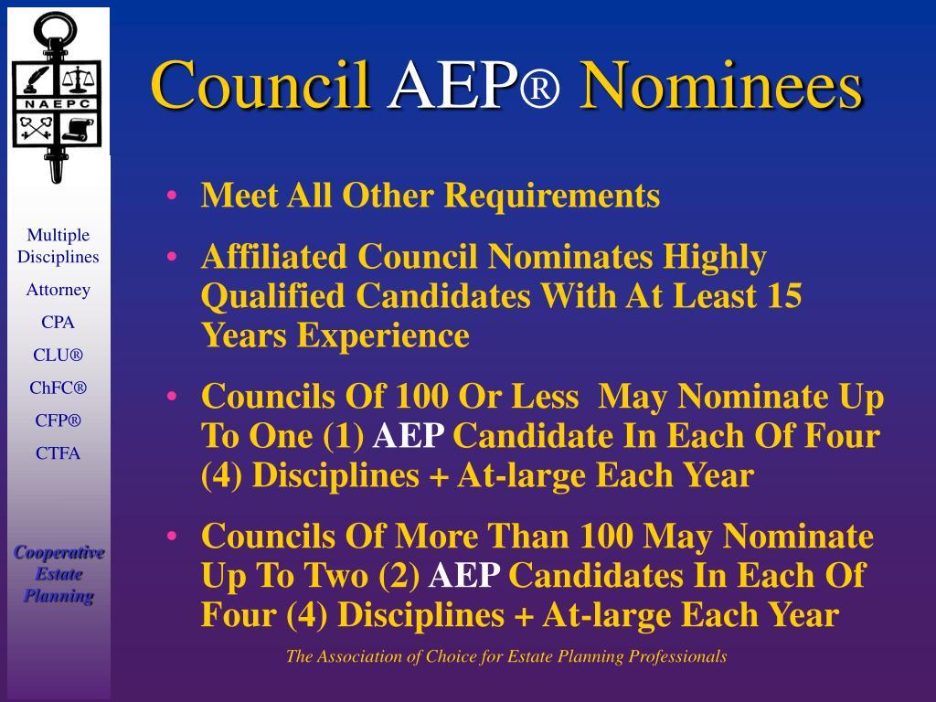 Council