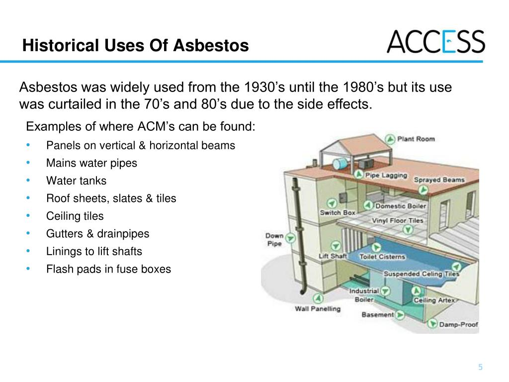 Ppt Asbestos Awareness Training Powerpoint Presentation
