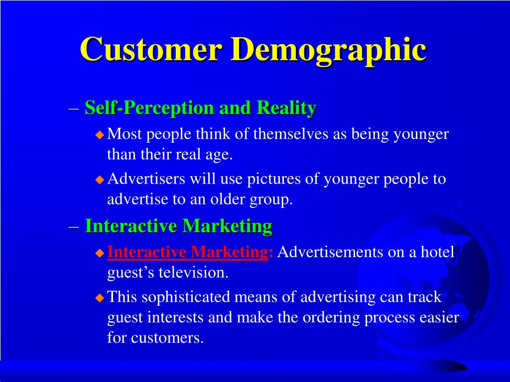 Customer Demographic