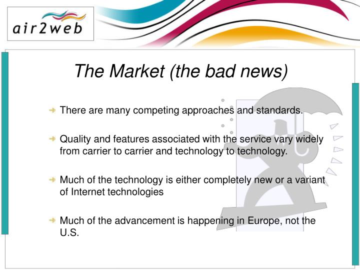 The market the bad news l.jpg
