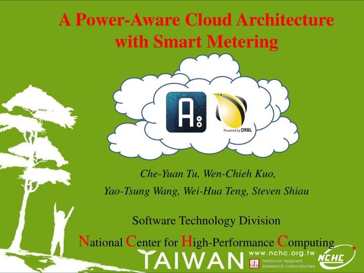 A power aware cloud architecture with smart metering l.jpg