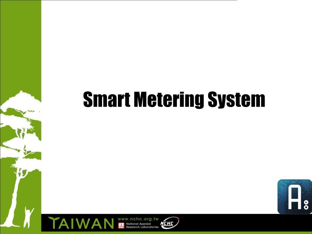 Smart Metering System