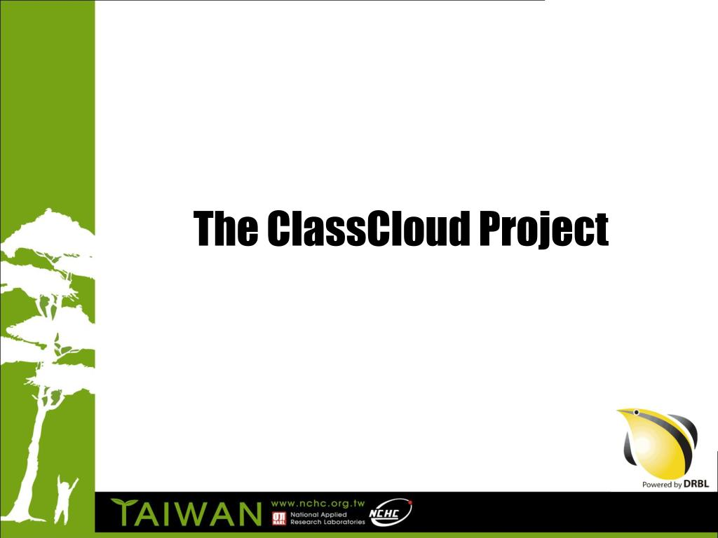The ClassCloud Project