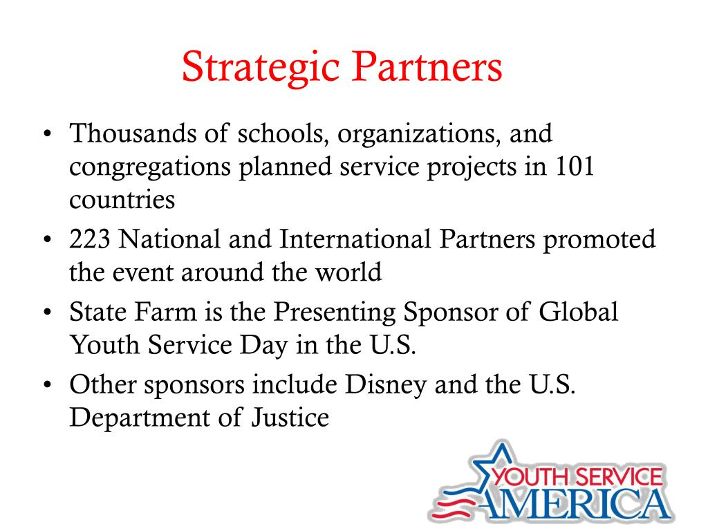 Thousands of schools, organizations, and congregations planned service projects in 101 countries