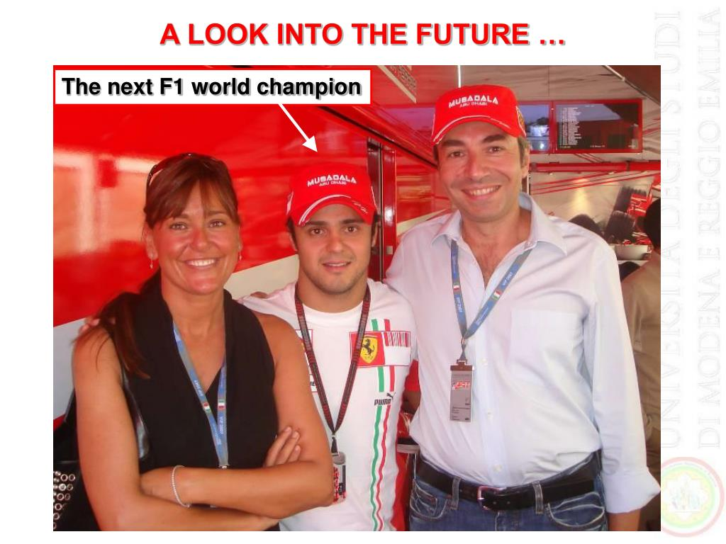 The next F1 world champion