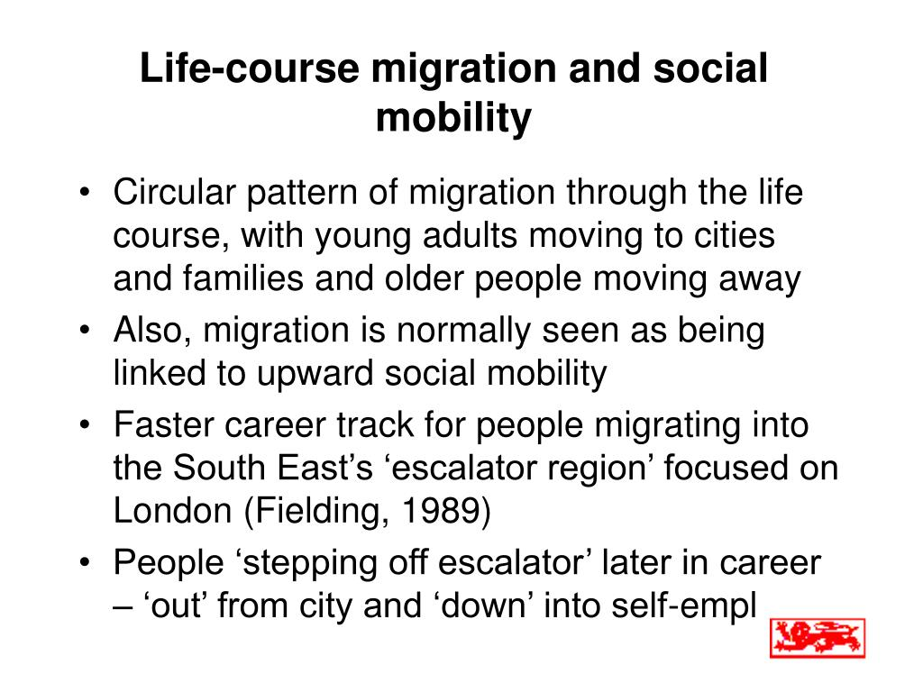 Life-course migration and social mobility