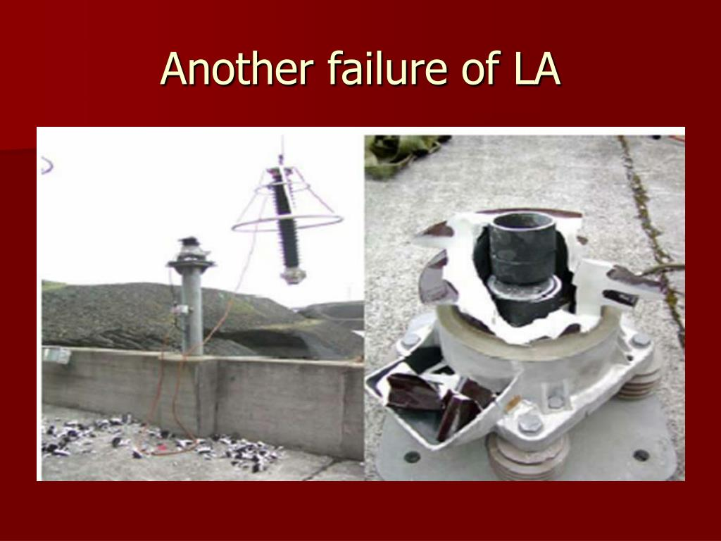 Another failure of LA