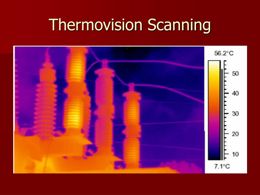 Thermovision Scanning