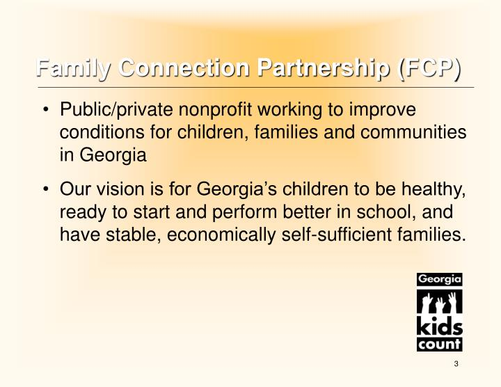 Family Connection Partnership (FCP)