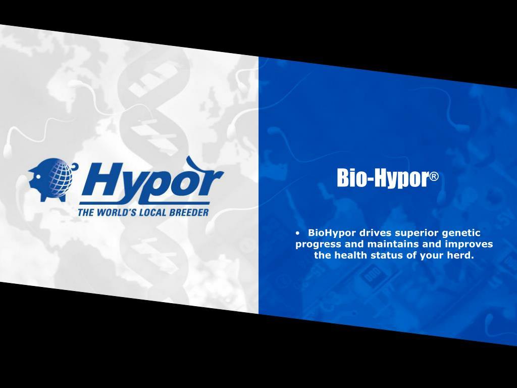 Bio-Hypor