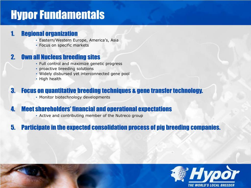 Hypor Fundamentals