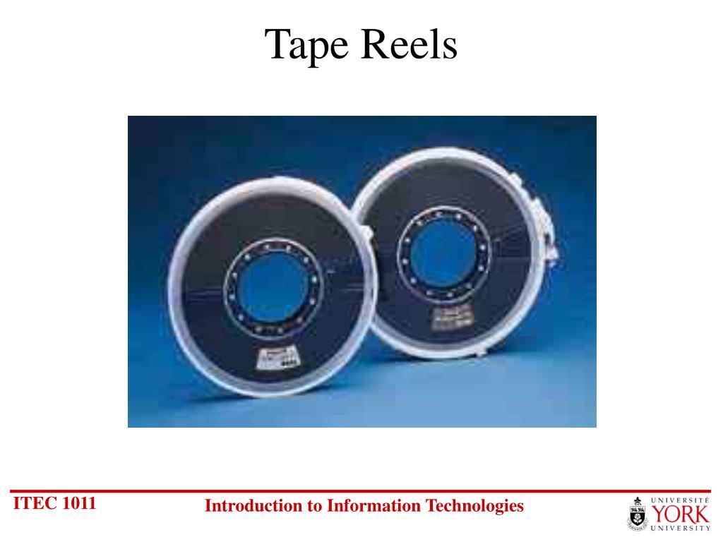Tape Reels