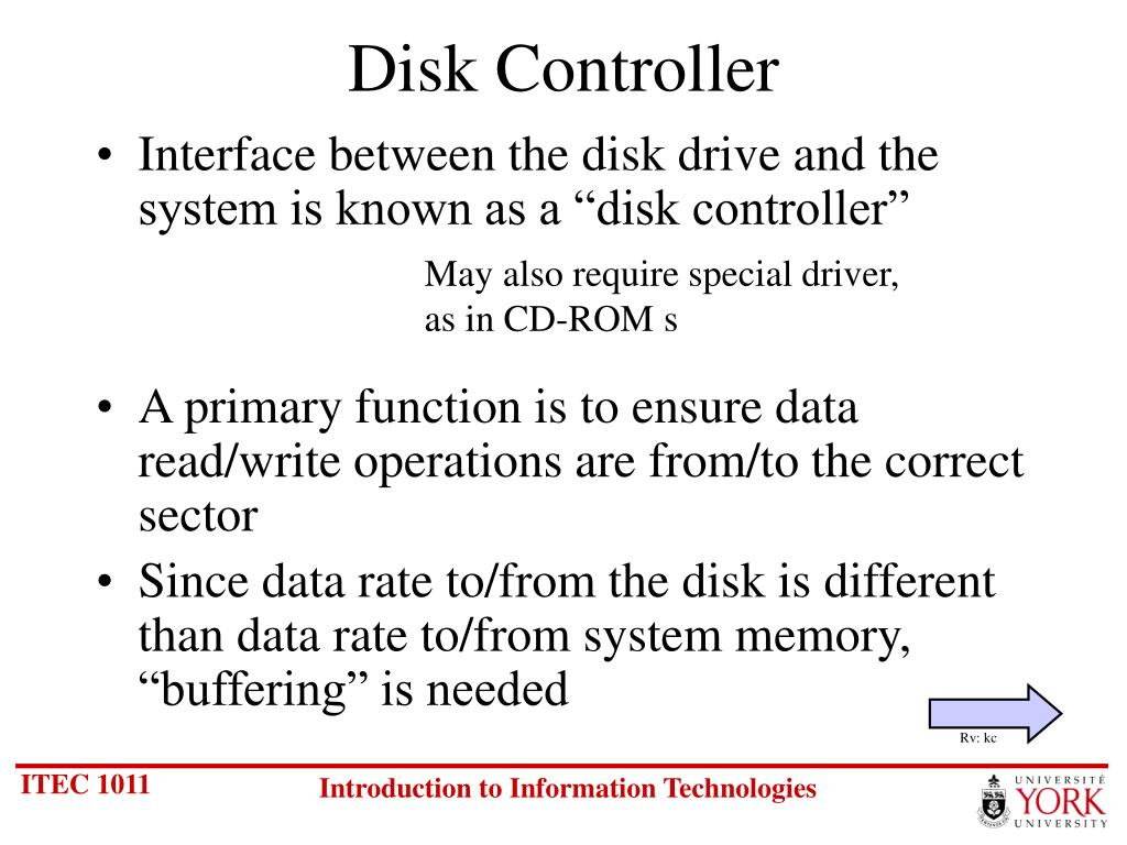Disk Controller