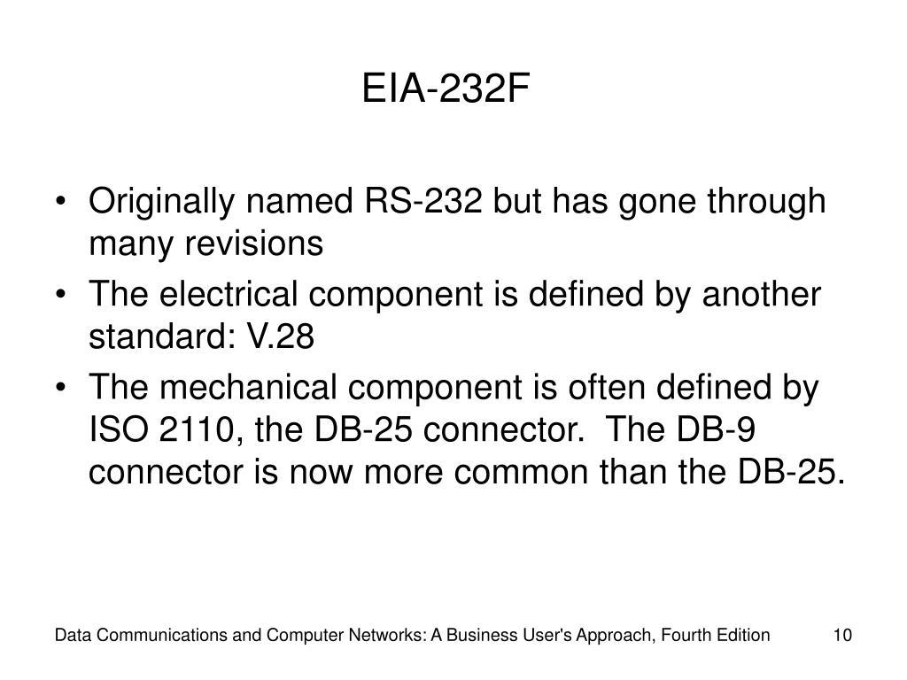 EIA-232F
