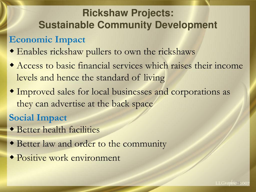 Rickshaw Projects: