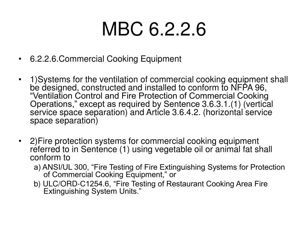 MBC 6.2.2.6