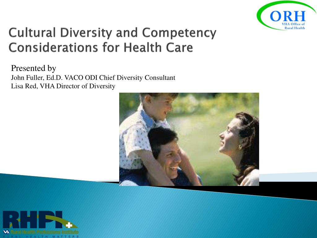 improving education through cultural diversity Cultural competence programs have proliferated in us medical schools in response to increasing national diversity, as well as mandates from accrediting bodies although such training programs share common goals of improving physician-patient communication and reducing health disparities, they.
