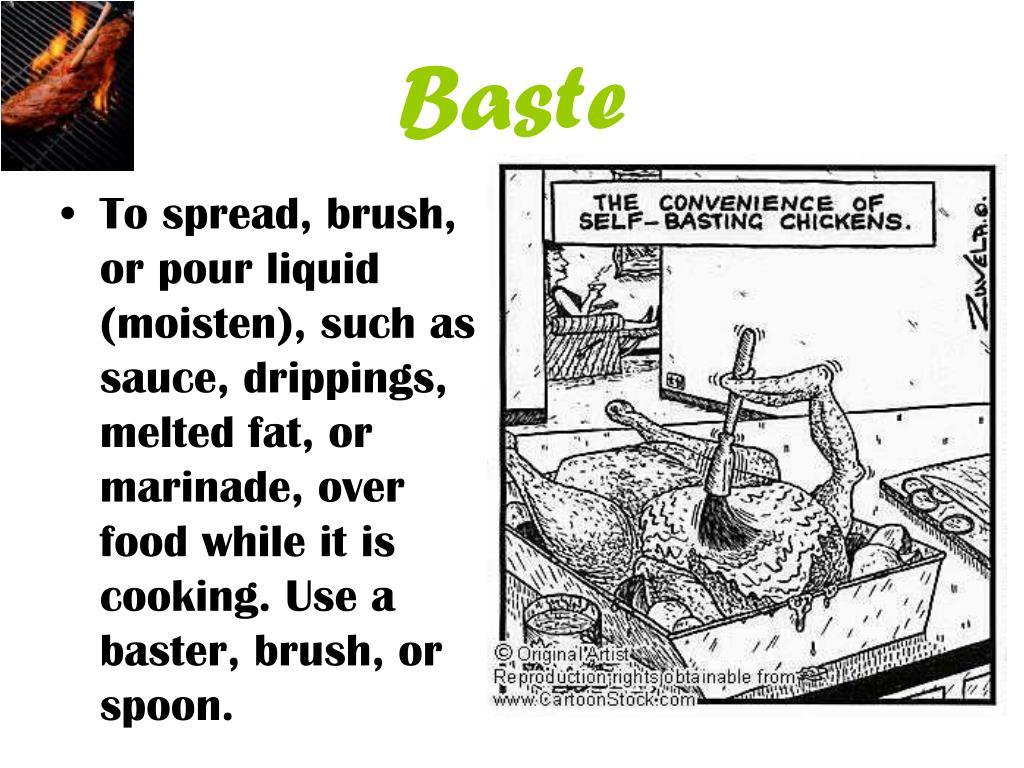 Baste