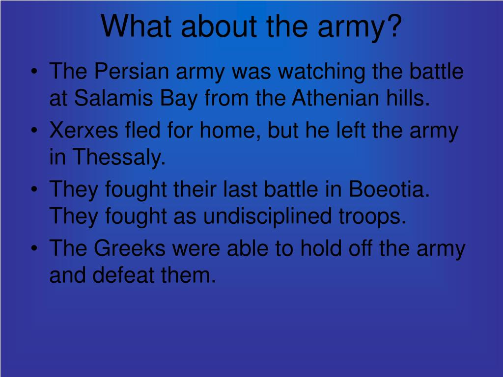 Persians Get A Hold Of Yourself