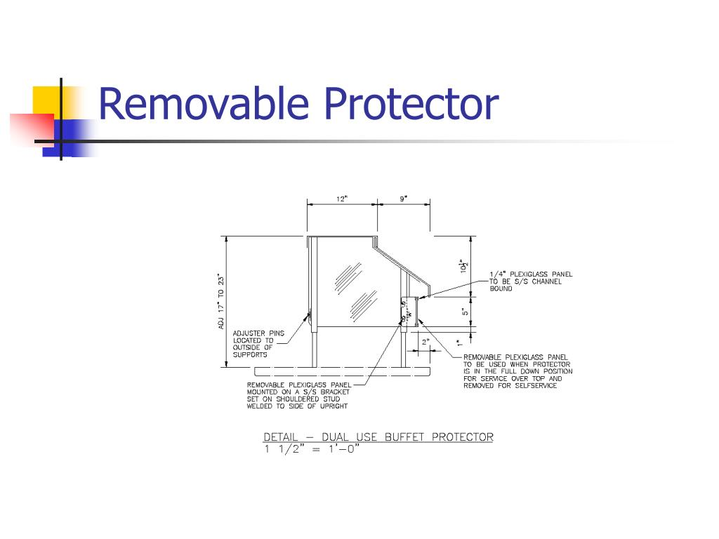 Removable Protector