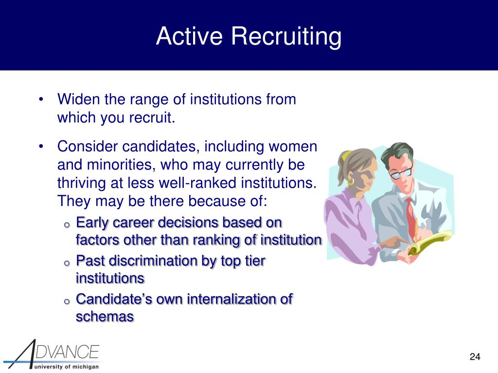 Active Recruiting