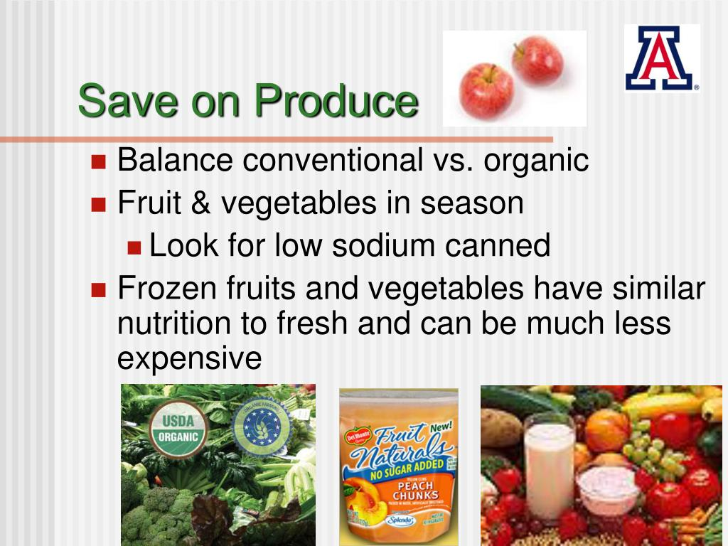 Save on Produce