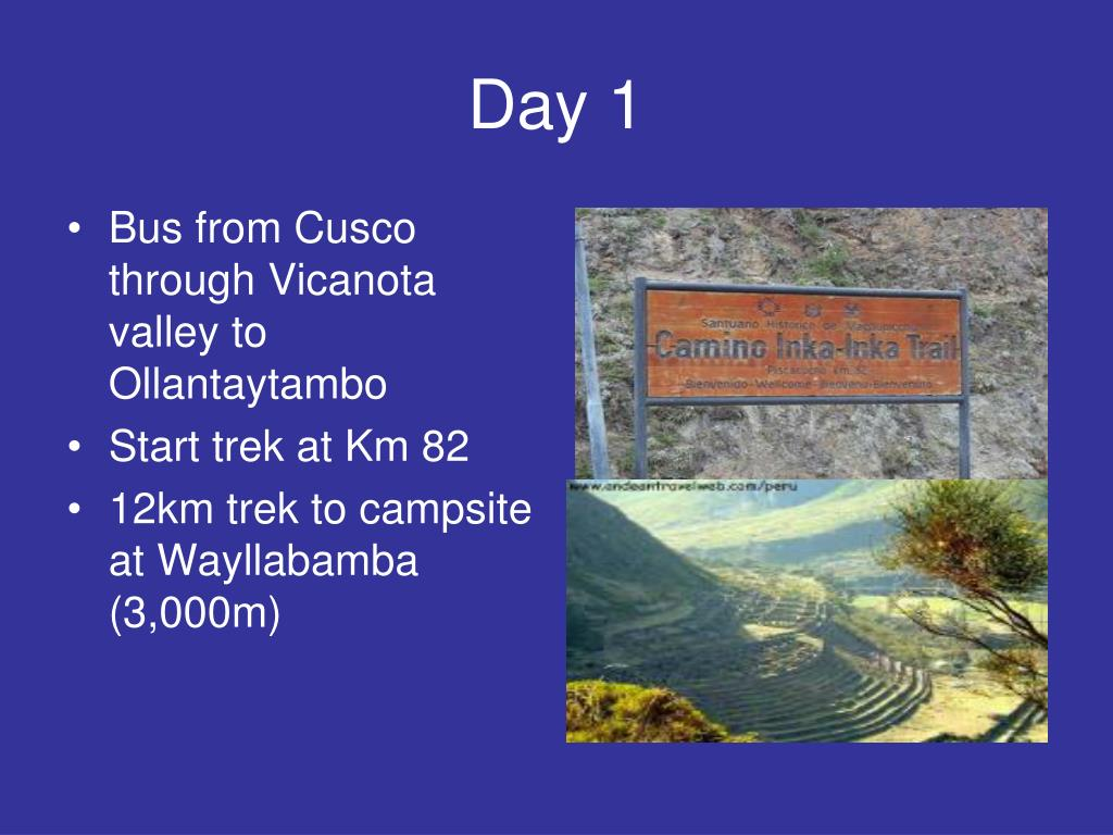 Bus from Cusco through Vicanota valley to Ollantaytambo
