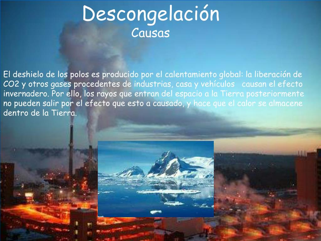 Descongelación