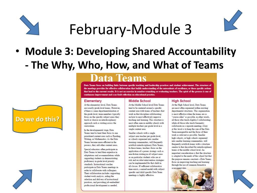 February-Module