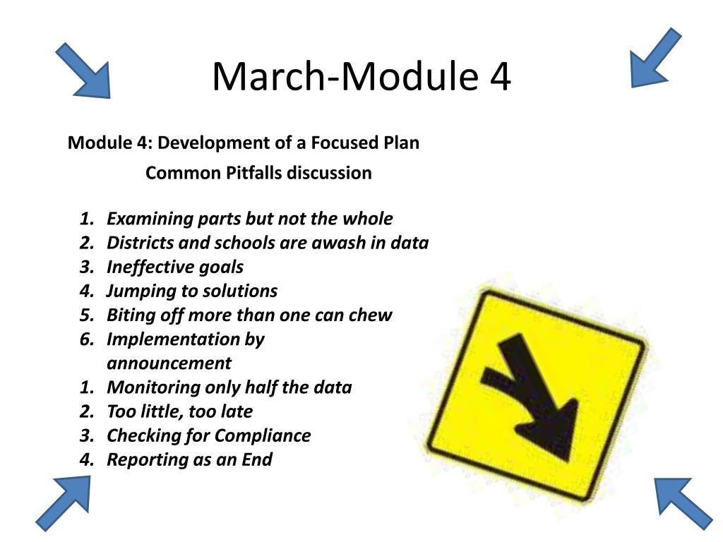 March-Module