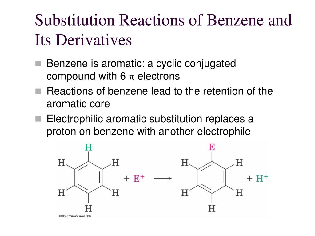 Benzene is aromatic: a cyclic conjugated compound with 6