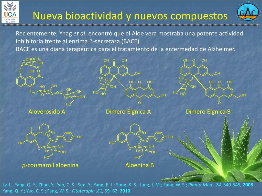 Nueva bioactividad y nuevos compuestos
