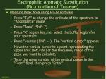 electrophilic aromatic substitution bromination of toluene27
