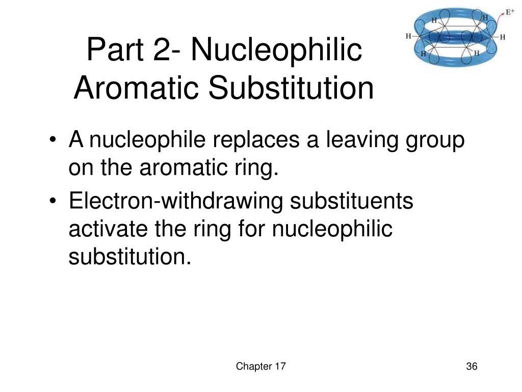 Part 2- Nucleophilic