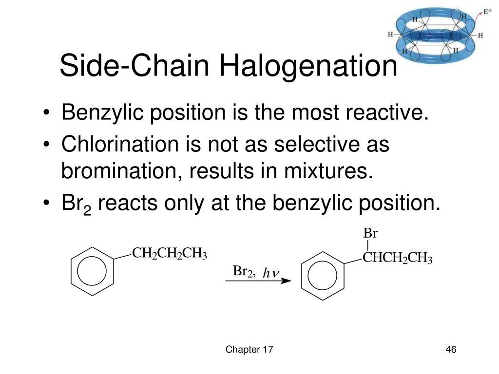 Side-Chain Halogenation