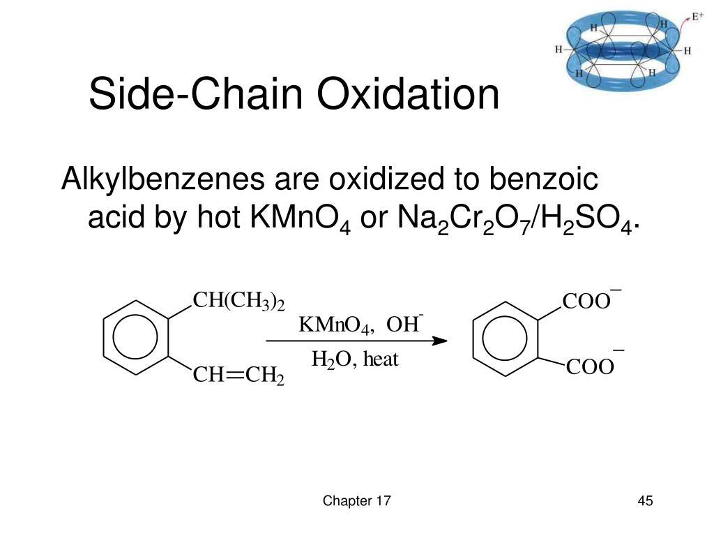 Side-Chain Oxidation