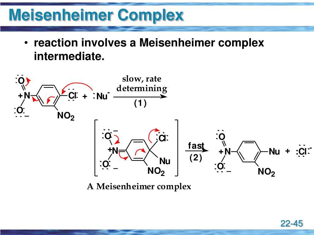Meisenheimer Complex