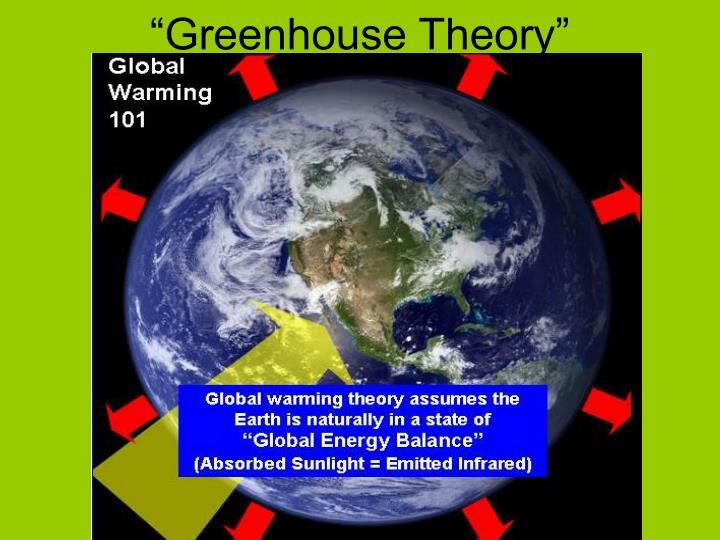 """Greenhouse Theory"""