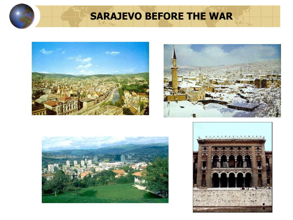 SARAJEVO BEFORE THE WAR