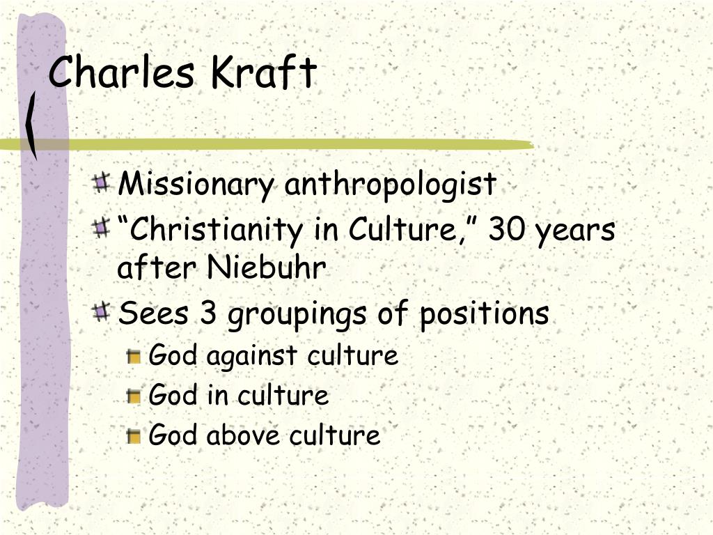 Charles Kraft