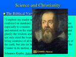 science and christianity12