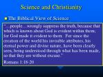 science and christianity8